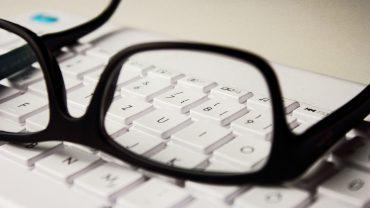 Bildschirmarbeitsplatzgläser für ermüdungsfreies Sehen