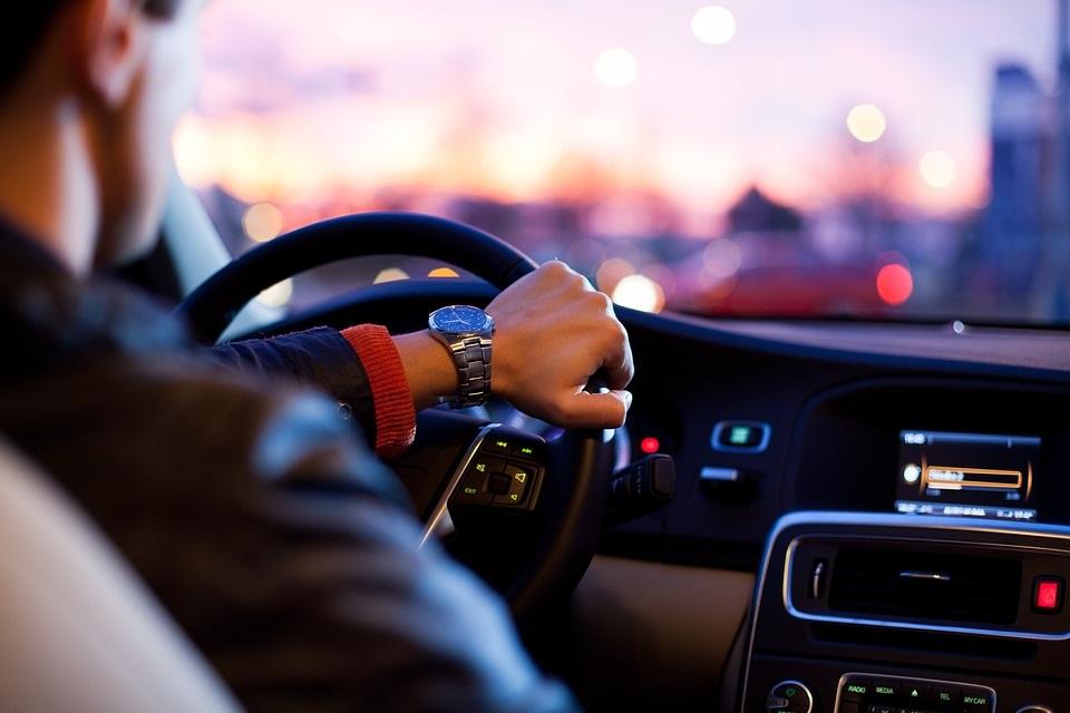 Autofahrer Brille Blickfelder